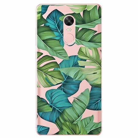 Etui na telefon Xiaomi Redmi 5 - Wyprawa do jungli.