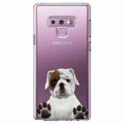 Etui na Samsung Galaxy Note 9 - Słodki szczeniaczek.