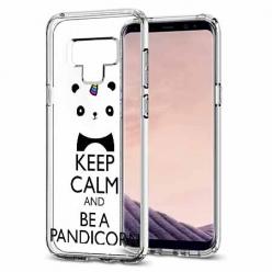 Etui na Samsung Galaxy Note 9 - Keep Calm… Pandicorn.