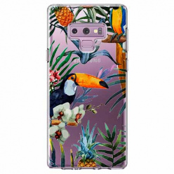 Etui na Samsung Galaxy Note 9 - Egzotyczne tukany