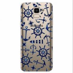 Etui na Samsung Galaxy J6 2018 - Ahoj wilki morskie.