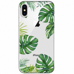 Etui na telefon Apple iPhone XS Max - Welcome to the jungle.