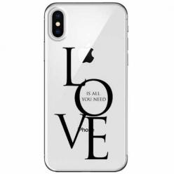 Etui na telefon Apple iPhone XS Max - All you need is LOVE.