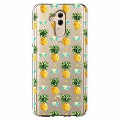 Etui na telefon Huawei Mate 20 Lite - Ananasowe szaleństwo.