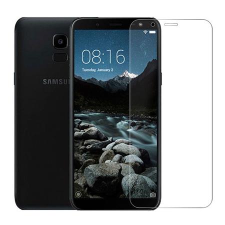 Samsung Galaxy J6 2018 - hartowane szkło ochronne na ekran 9h.