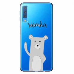 Etui na Samsung Galaxy A7 2018 - Misio Siemka.