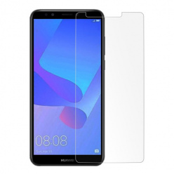 Huawei Y6 2018 - hartowane szkło ochronne na ekran 9h.