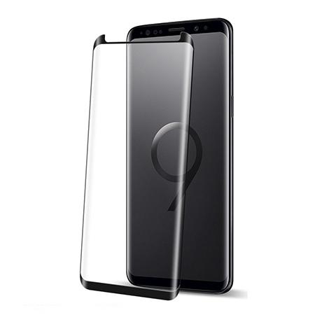 Samsung Galaxy S9 hartowane szkło 5D Full Glue - Czarny.