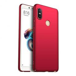 Etui na telefon Xiaomi Redmi S2 - Slim MattE - Czerwony.