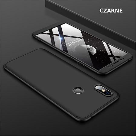 Etui na telefon Xiaomi Redmi S2 - Slim MattE 360 - Czarny.