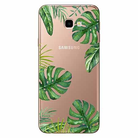 Etui na Samsung Galaxy J4 Plus - Welcome to the jungle.