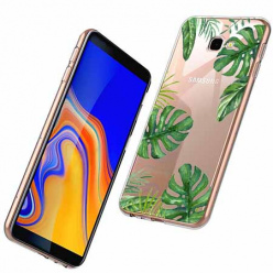 Etui na Samsung Galaxy J4 Plus - Welcome to the jungle.