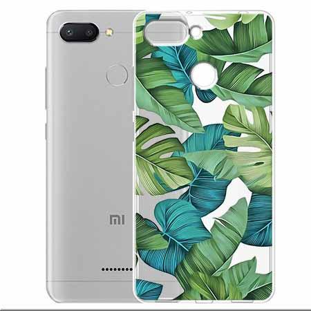 Etui na Xiaomi Redmi 6 - Wyprawa do jungli.