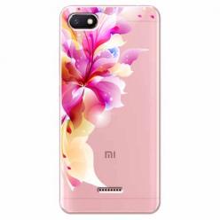 Etui na Xiaomi Redmi 6A - Bajeczny kwiat.
