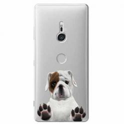 Etui na Sony Xperia XZ3 - Słodki szczeniaczek.