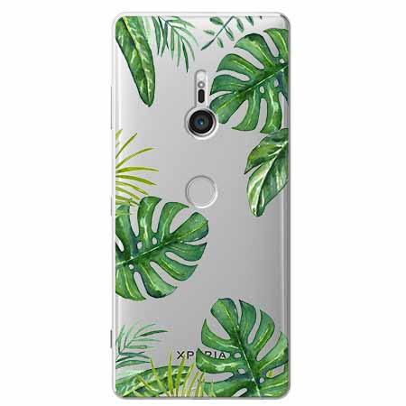 Etui na Sony Xperia XZ3 - Welcome to the jungle.