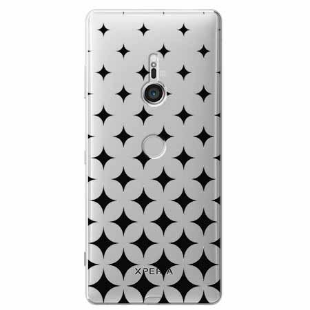 Etui na Sony Xperia XZ3 - Diamentowy gradient.