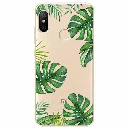 Etui na Xiaomi Mi A2 Lite - Welcome to the jungle.