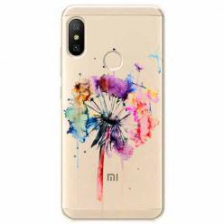 Etui na Xiaomi Mi A2 Lite -  Watercolor dmuchawiec.