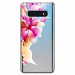 Etui na Samsung Galaxy S10 Plus - Bajeczny kwiat.