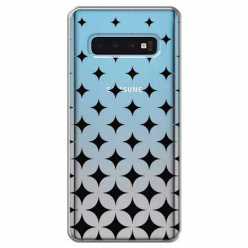 Etui na Samsung Galaxy S10 Plus - Diamentowy gradient.