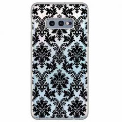 Etui na Samsung Galaxy S10e - Damaszkowa elegancja.