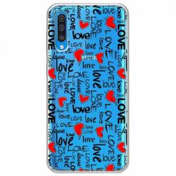 Etui na Samsung Galaxy A50 - Love, love, love…