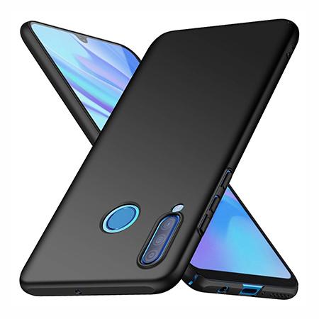 Etui na telefon Huawei P30 Lite - Slim MattE - Czarny.