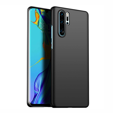 Etui na telefon Huawei P30 Pro - Slim MattE - Czarny.
