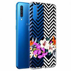 Etui na Samsung Galaxy A70 - Kwiatowy bukiet dla Ciebie.