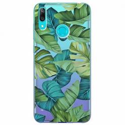Etui na Huawei Y6 2019 - Egzotyczne liście