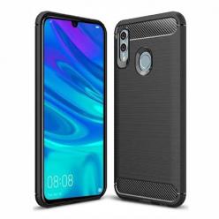 Etui na Huawei P Smart 2019  - bumper Neo CARBON - Czarny.