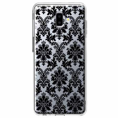 Etui na Galaxy J6 Plus - Damaszkowa elegancja.