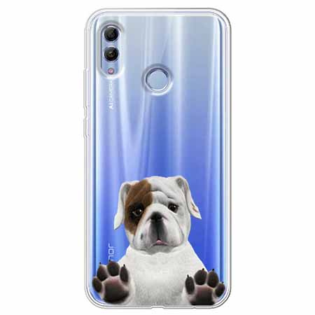 Etui na Huawei Honor 10 Lite - Słodki szczeniaczek.