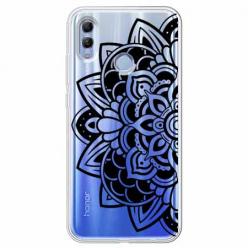 Etui na Huawei Honor 10 Lite - Kwiatowa mandala.
