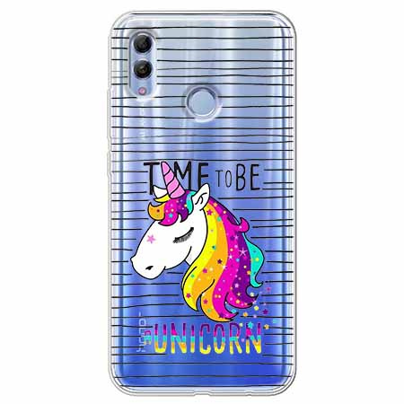 Etui na Huawei Honor 10 Lite - Time to be...Jednorożec.