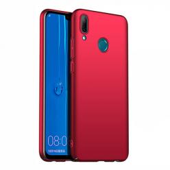 Etui na telefon Huawei P Smart 2019 - Slim MattE - Czerwony.