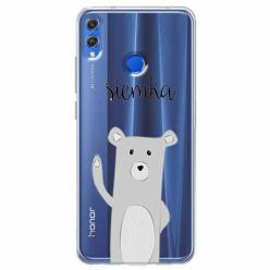 Etui na Huawei Honor 8X - Misio Siemka.