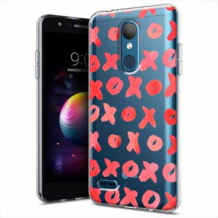 Etui na LG K11 - XO XO XO.
