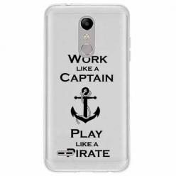 Etui na LG K11 - Work like a Captain…