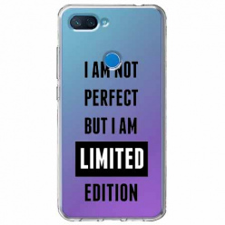 Etui na Xiaomi Mi 8 Lite - I Am not perfect…