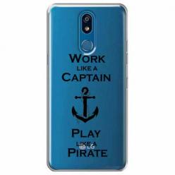 Etui na LG K40 - Work like a Captain…