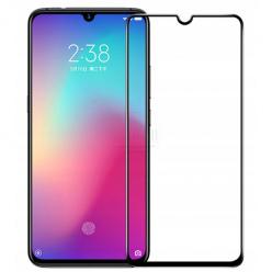Xiaomi Mi 9 hartowane szkło 5D Full Glue - Czarny