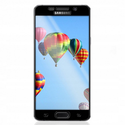 Samsung Galaxy A5 2016 hartowane szkło 5D Full Glue - Czarny