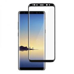 Galaxy Note 8 hartowane szkło 5D Full Glue - Czarny