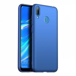 Etui na telefon Huawei Y7 2019 - Slim MattE - Niebieski.