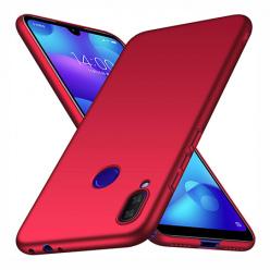 Etui na Xiaomi Redmi 7 - Slim MattE - Czerwony.