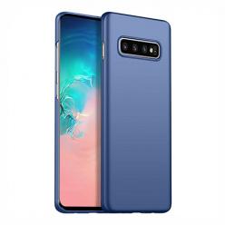 Etui na telefon Samsung Galaxy S10 - Slim MattE - Granatowy.