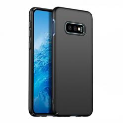 Etui na telefon Samsung Galaxy S10e - Slim MattE - Czarny.
