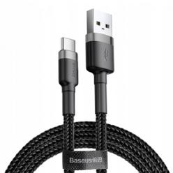 Baseus kabel USB Typ-C QUICK CHARGE 3.0 - Czarny